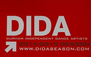 DIDA Season Tickets Durham Independent Dance Artists - DIDA - is offering two tickets to all shows in their 2014 Season.