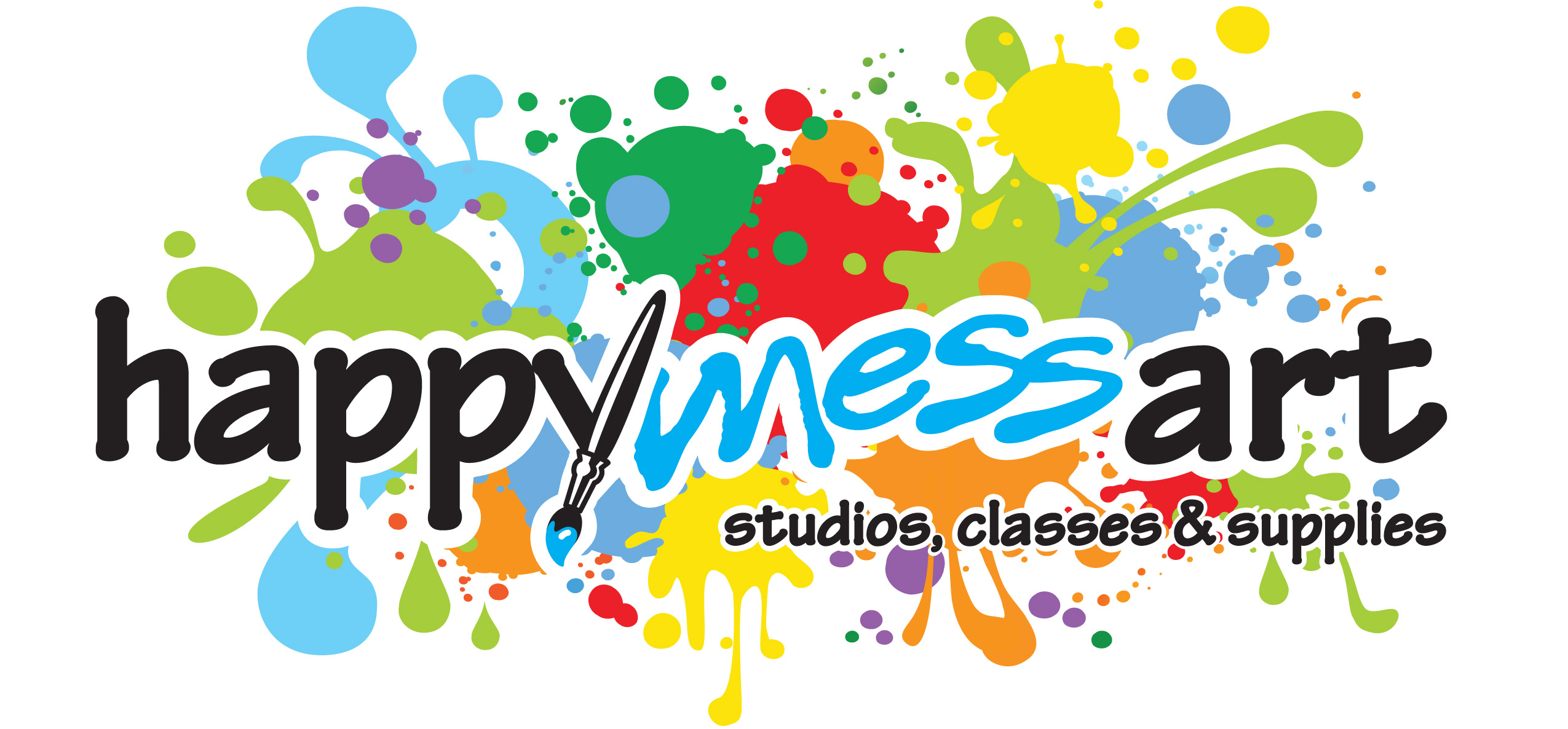2hr ARTini class for 12 people from Happymess Art Studio - Classes and Supplies 2hr ARTini class for 12 people - Paint a essterpiece with your friends - led by Carrack Director and former HappyMess Art Instructor Laura Ritchie - in a location of your choice or at HappyMess Studio. 420.00