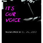 It's Our Voice Flyer_v2