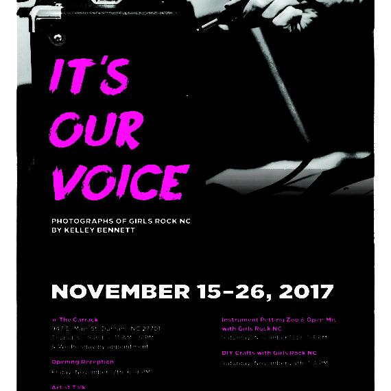 It's Our Voice Flyer_v2