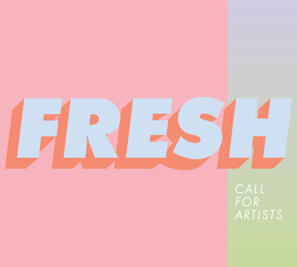 FRESH_Artspace Artist Call
