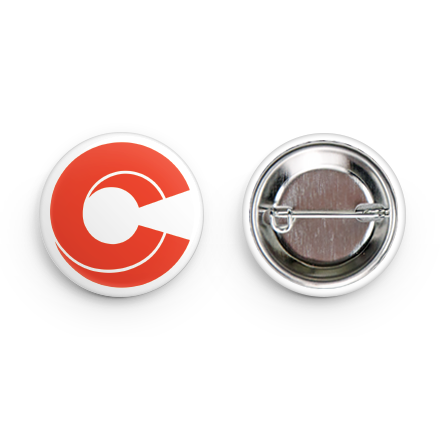 The Carrack 1.25-inch Button